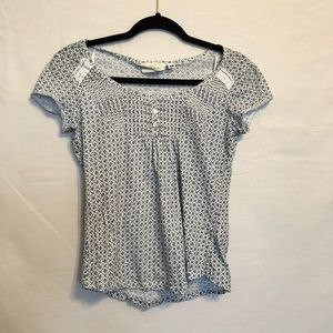 H&M L.O.G.G Label Of Graded Goods small Blouse